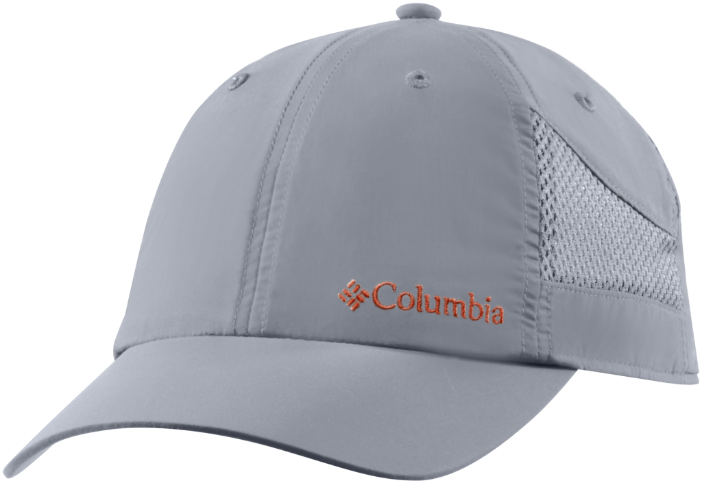 Columbia Tech Shade Hat Grey Ash-30