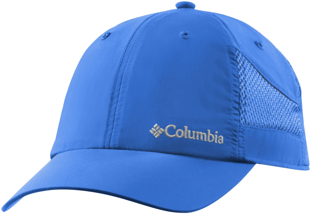 Columbia Tech Shade Hat Super Blue-30