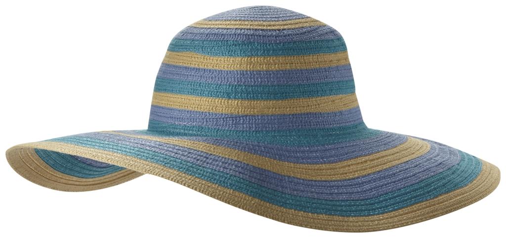 Columbia Sun Ridge II Women's Hat Miami Stripe-30