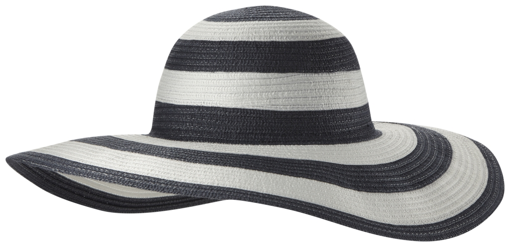 Columbia Sun Ridge II Women's Hat Collegiate Navy, White-30