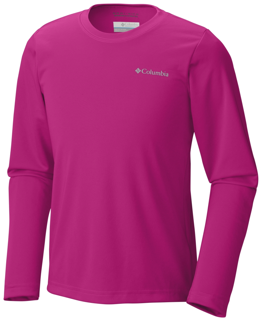 Columbia Terminal Tackle Long Sleeve Tee Haute Pink-30