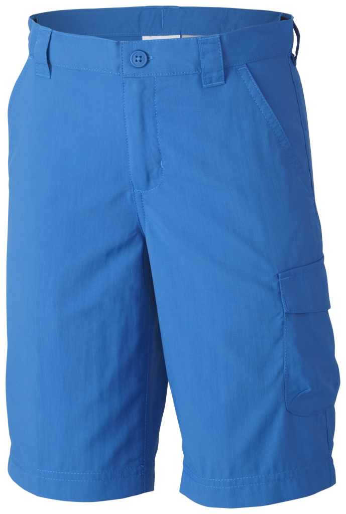 Columbia Silver Ridge III Short Super Blue-30