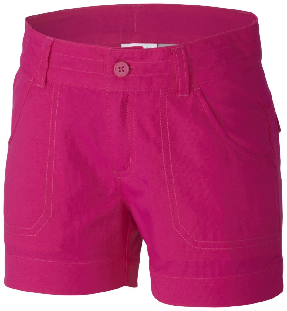 Columbia Silver Ridge III Short Haute Pink-30