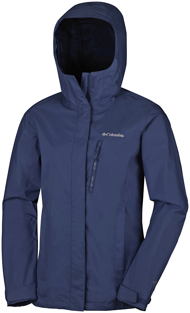 Columbia Pouring Adventure Jacket Nocturnal-30