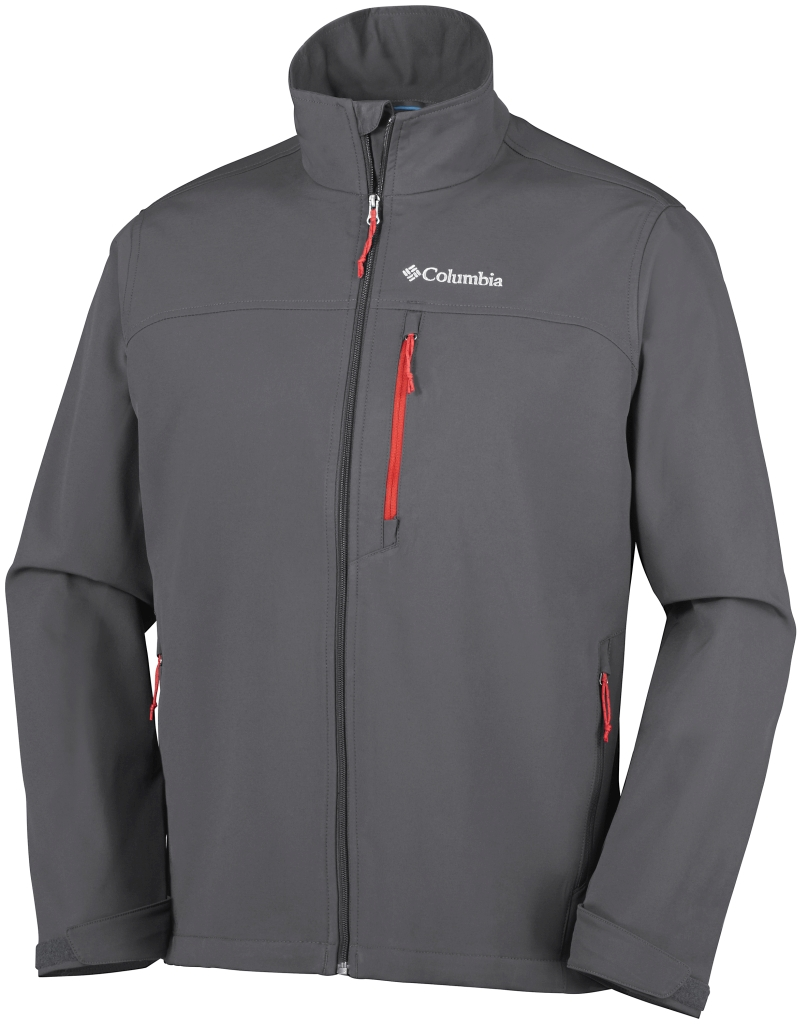 Columbia Jet Stream II Softshell Jacket Shark-30