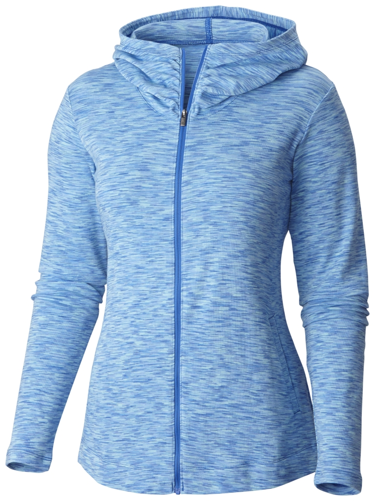 Columbia Outerspaced Full Zip Hoodie Stormy Blue-30