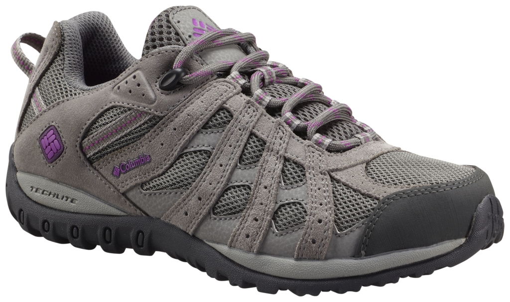 Columbia Redmond Waterproof Charcoal, Razzle-30
