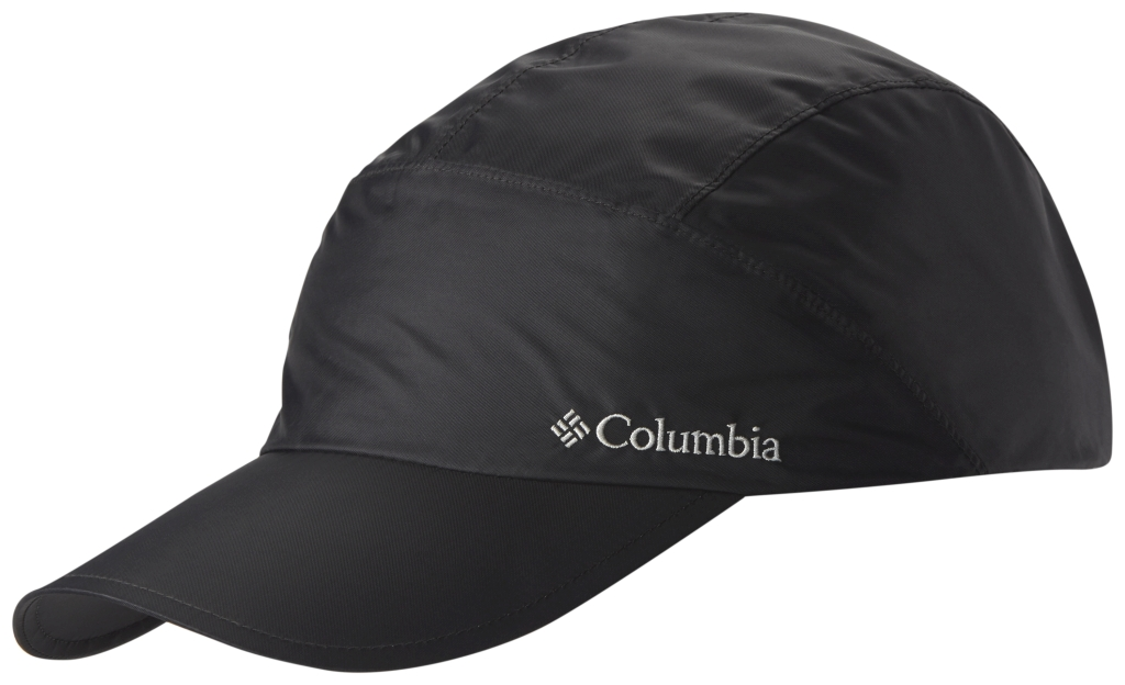 Columbia Watertight Cap Black-30