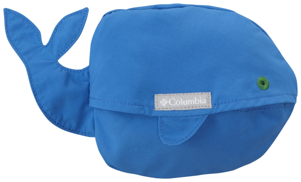 Columbia Toddler Packable Booney Super Blue-30