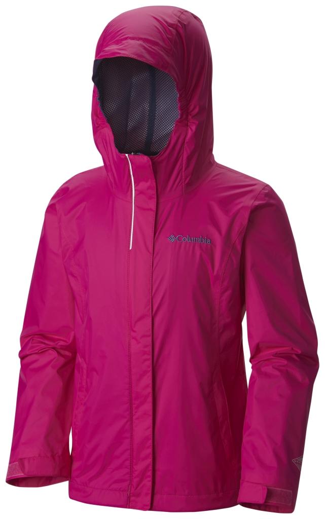 Columbia Arcadia Jacket Haute Pink-30