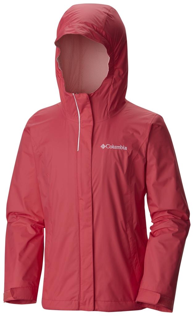 Columbia Arcadia Jacket Bright Geranium-30