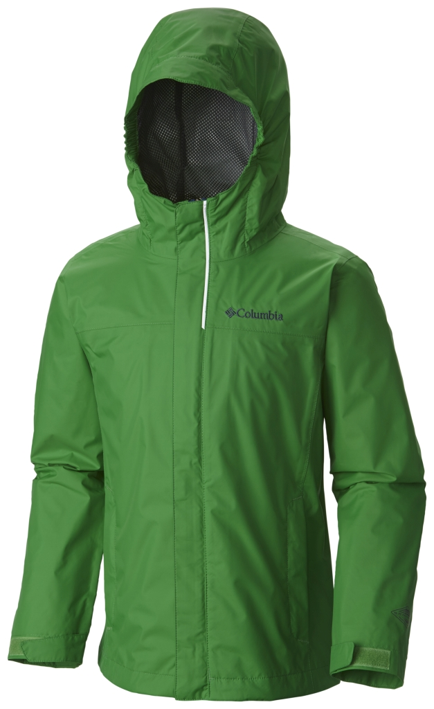 Columbia Watertight Jacket Fuse Green-30