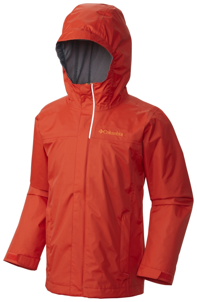 Columbia Watertight Jacket Super Sonic-30