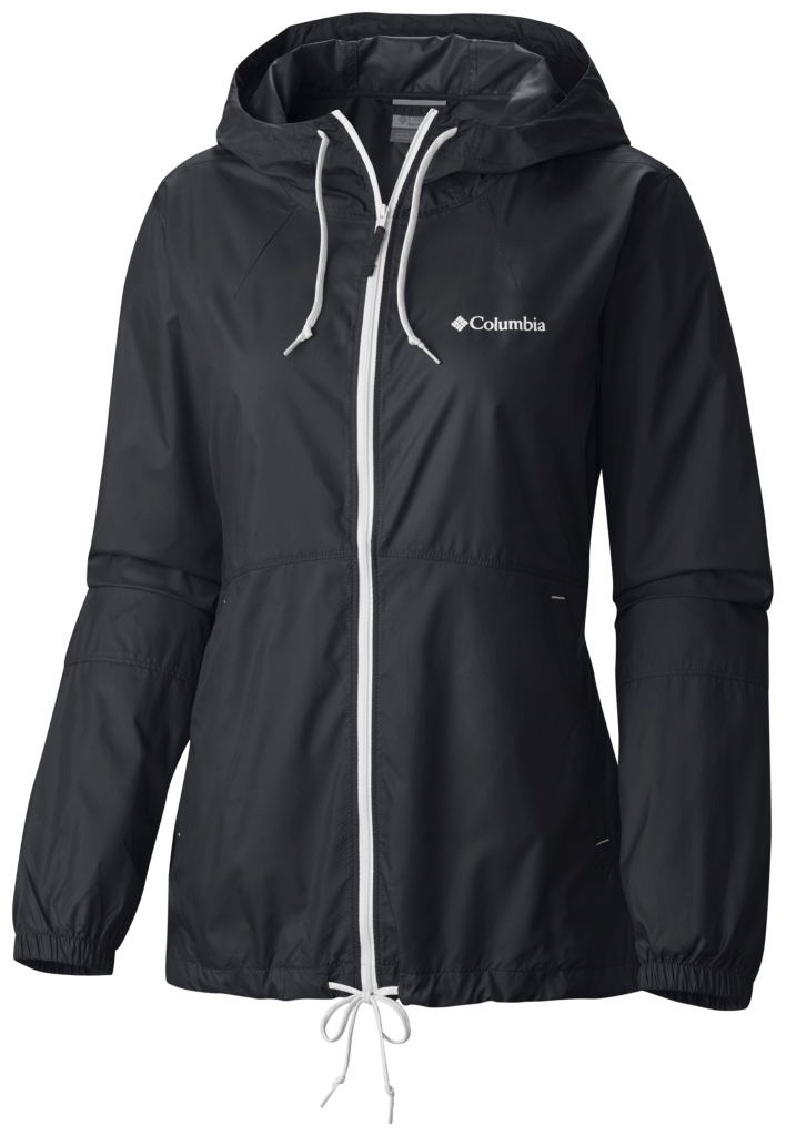 Columbia Flash Forward Windbreaker Black-30
