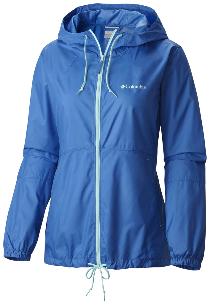 Columbia Flash Forward Windbreaker Stormy Blue-30