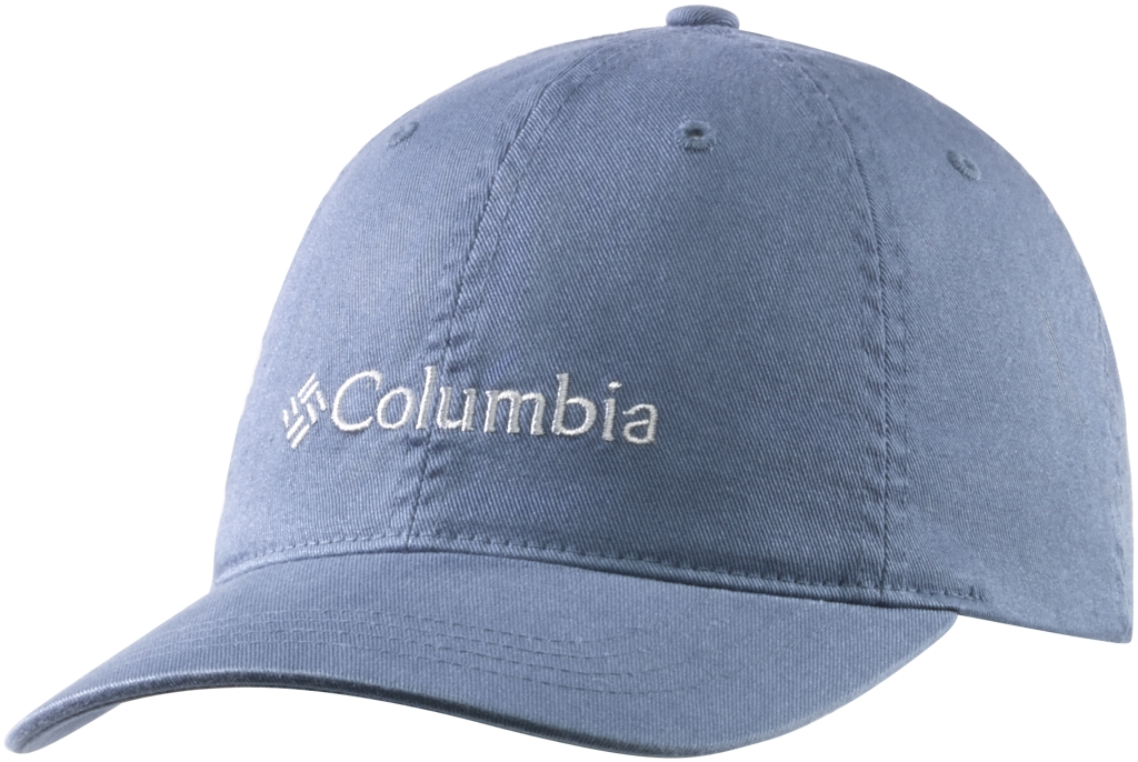 Columbia Columbia Roc Logo Ballcap Steel, Columbia Grey-30