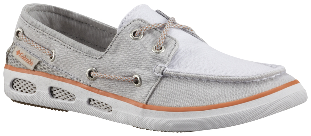 Columbia Vulc N Vent Boat Canvas Cool Grey, Jupiter-30