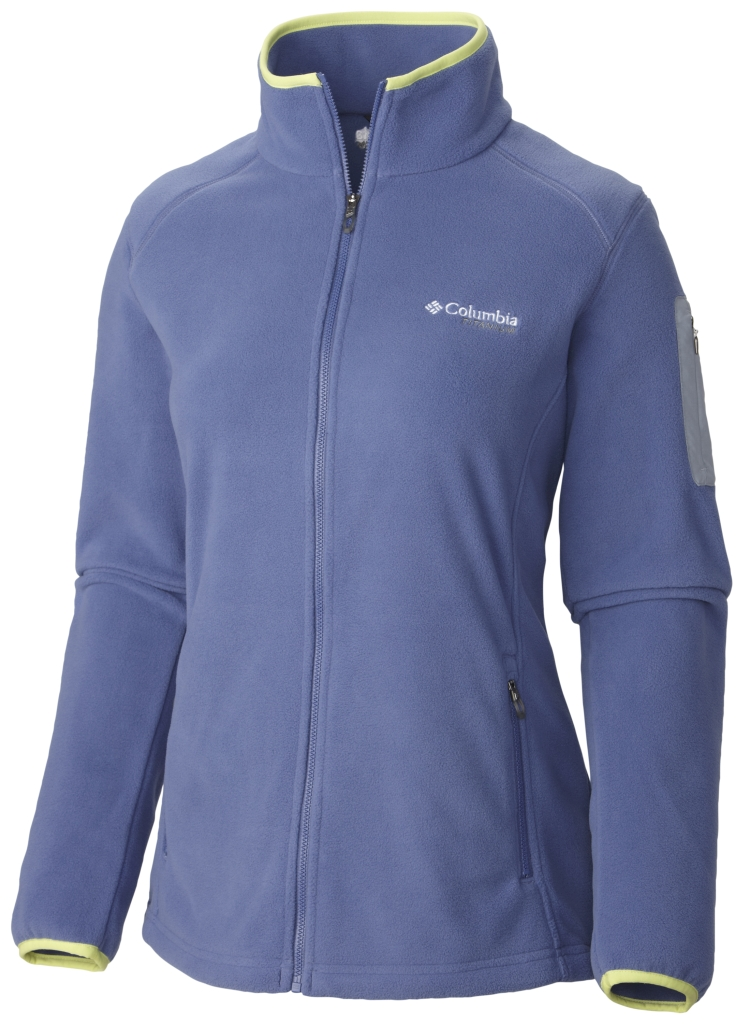 Columbia Titan PaSS 2.0 Fleece Jacket Bluebell-30