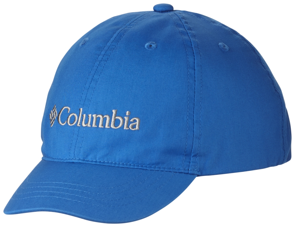 Columbia Youth Adjustable Ball Cap Super Blue-30