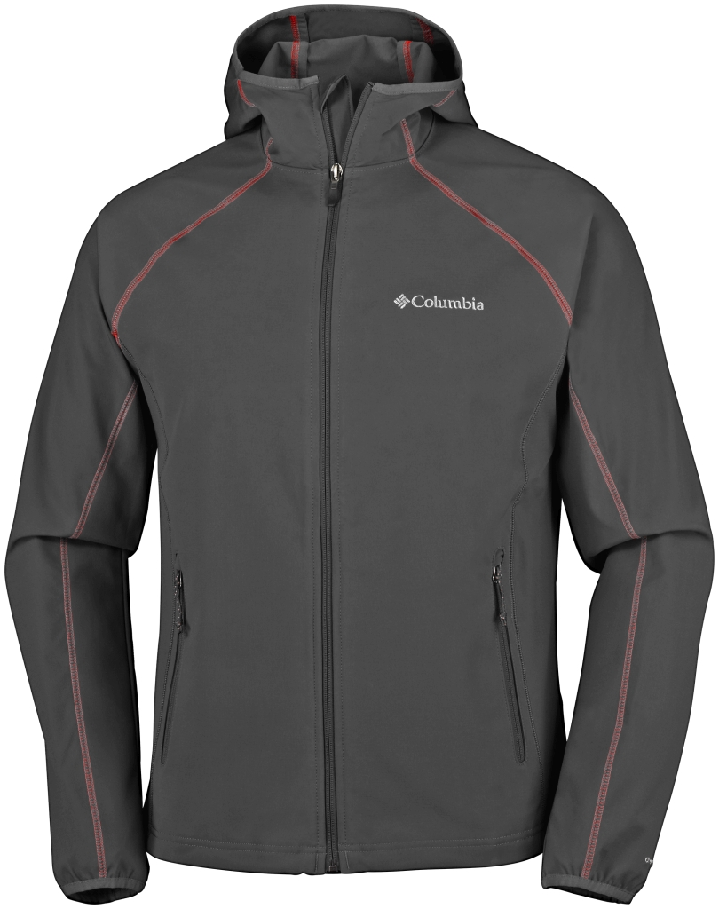 Columbia Whisper Creek Softshell Shark-30