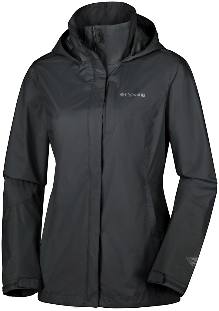 Columbia Arcadia Tech Jacket Black-30