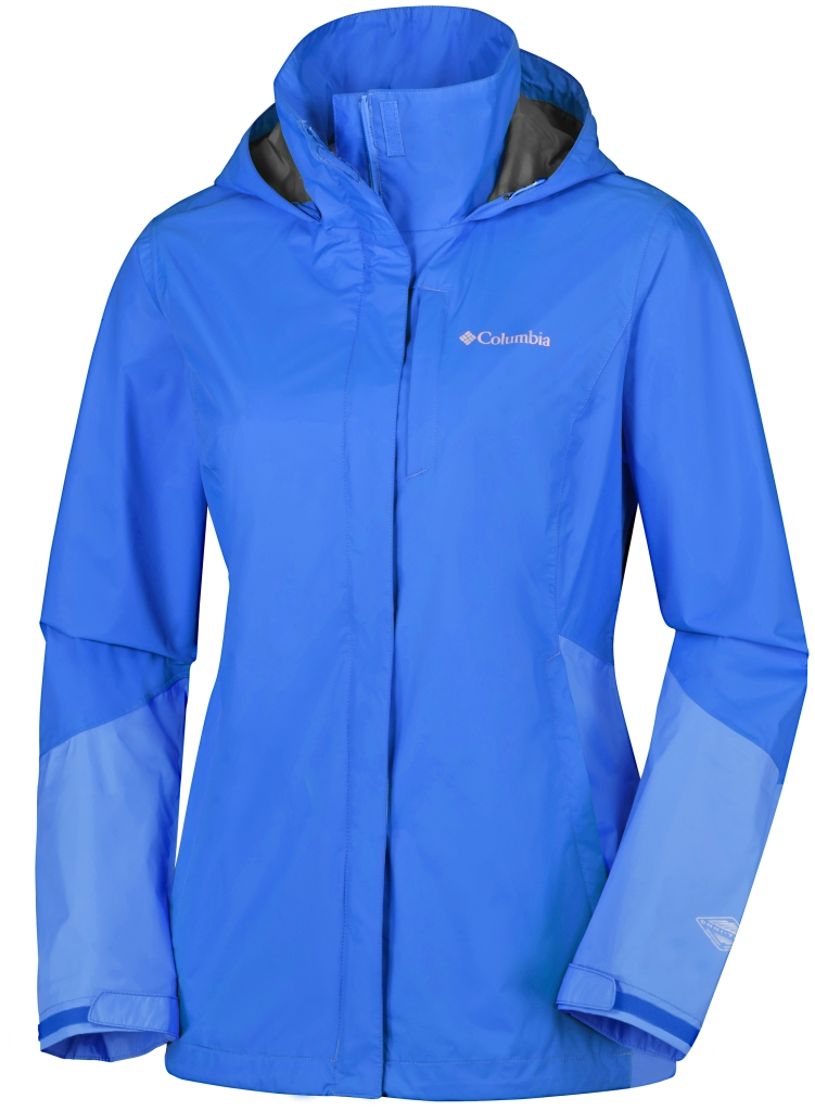 Columbia Arcadia Tech Jacket Stormy Blue, Harbor Blue - us
