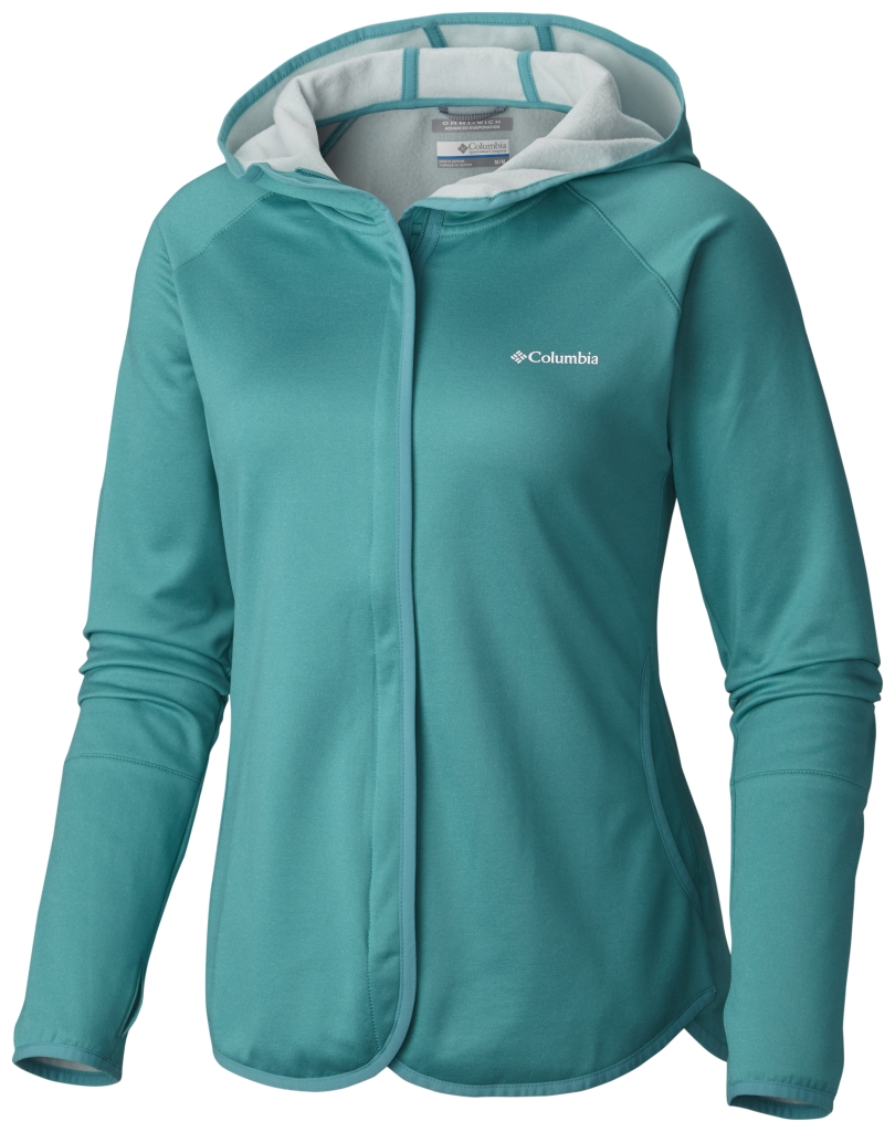 Columbia CompaSS Point Hoodie Miami Heather-30