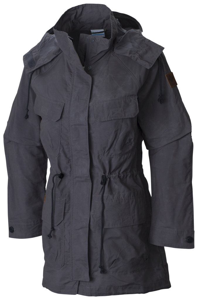Columbia Tillicum Bridge Long Jacket Pulse-30