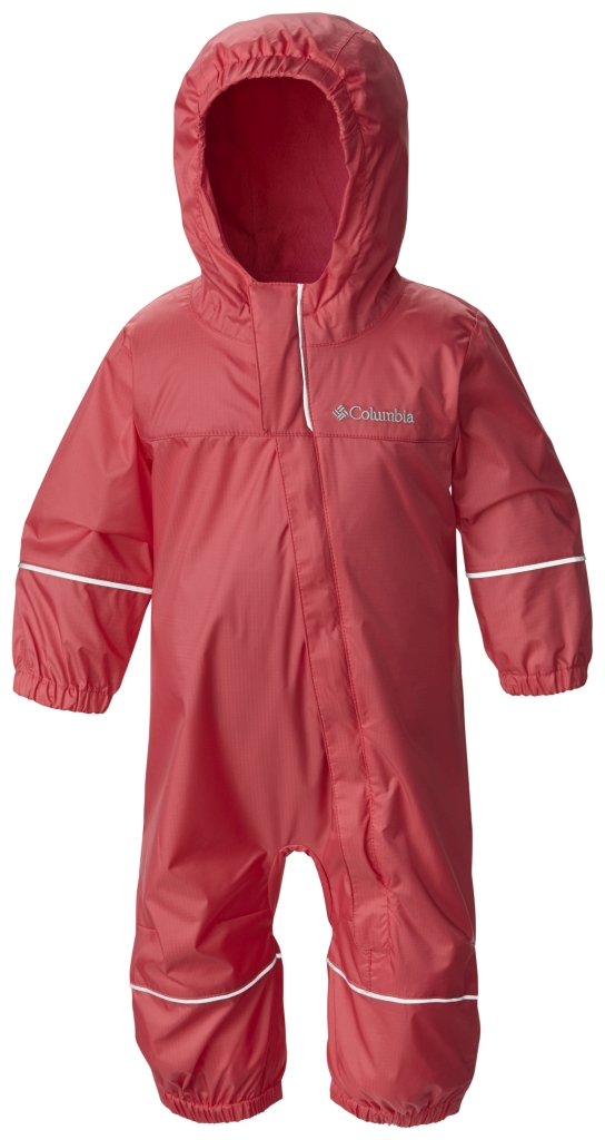 Columbia Snuggly Bunny Rain Suit Bright Geranium-30