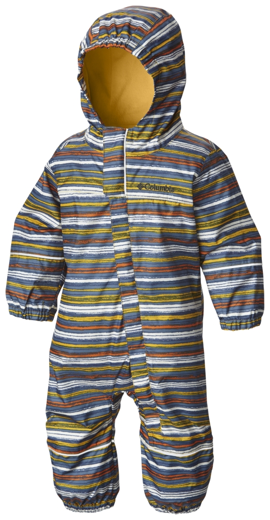 Columbia Snuggly Bunny Rain Suit Stinger Stripe-30