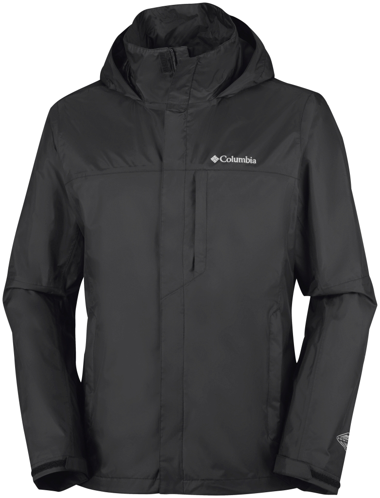 Columbia Watertight Tech Jacket Black-30