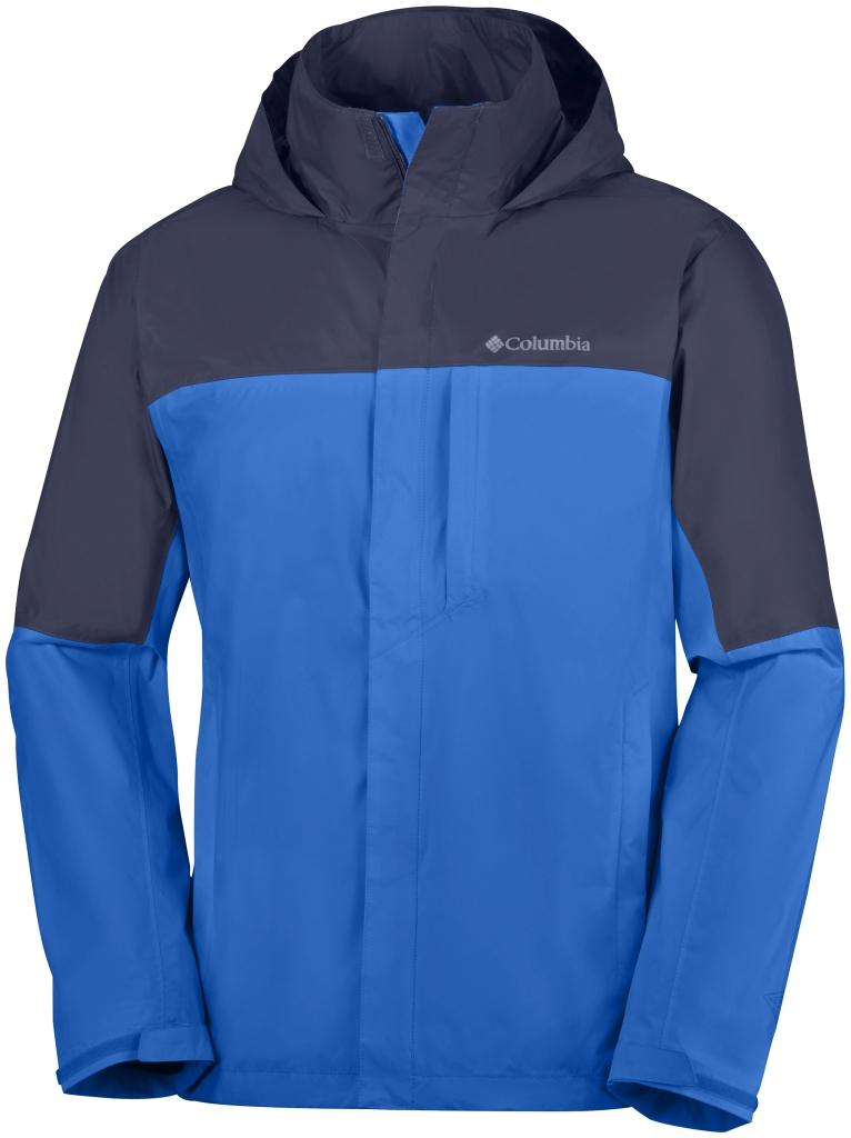 Columbia Watertight Tech Jacket Collegiate Navy, Hyper Blue-30