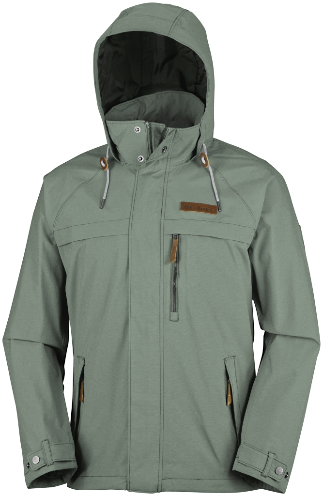 Columbia Good Ways Jacket Commando-30