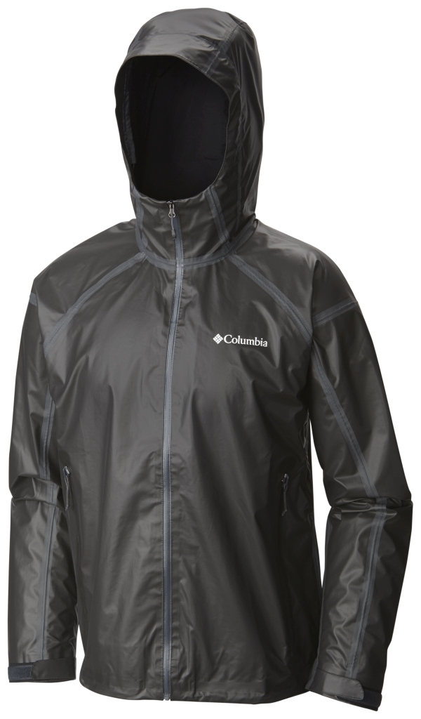 Columbia Outdry Ex Gold Tech Shell Black-30