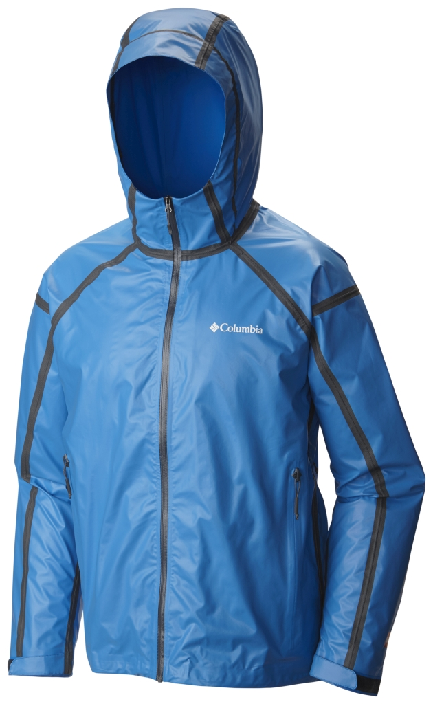Columbia Outdry Ex Gold Tech Shell Hyper Blue-30