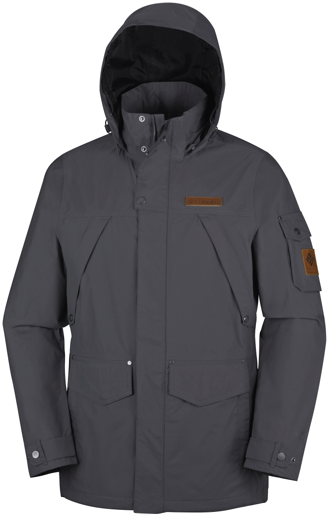 Columbia High PaSS Shell Jacket Shark-30