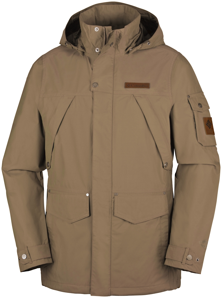 Columbia High PaSS Shell Jacket Delta-30