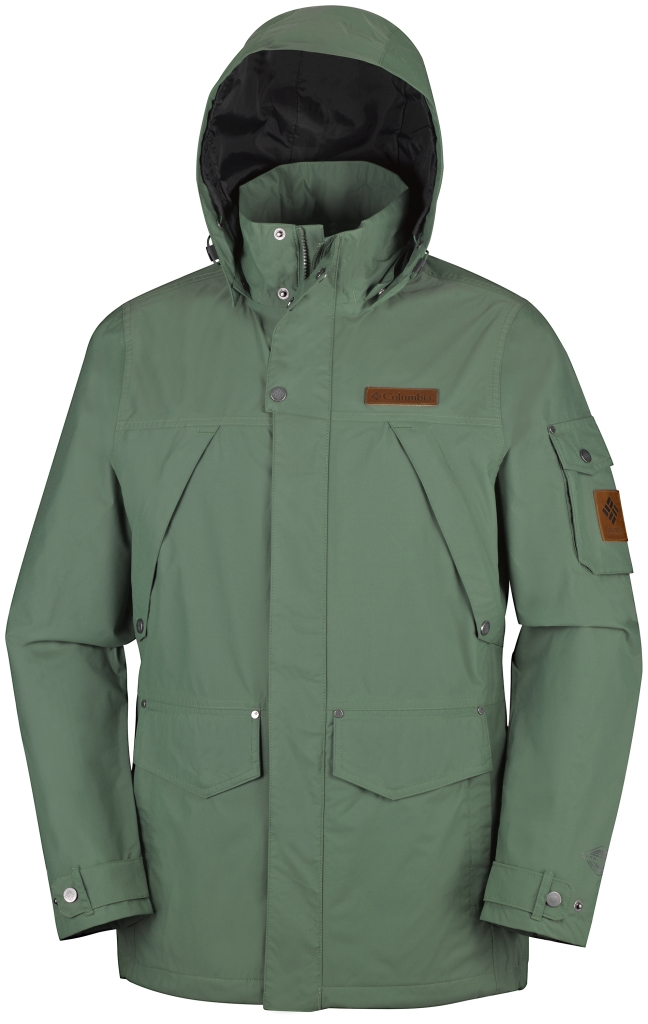 Columbia High PaSS Shell Jacket Commando-30