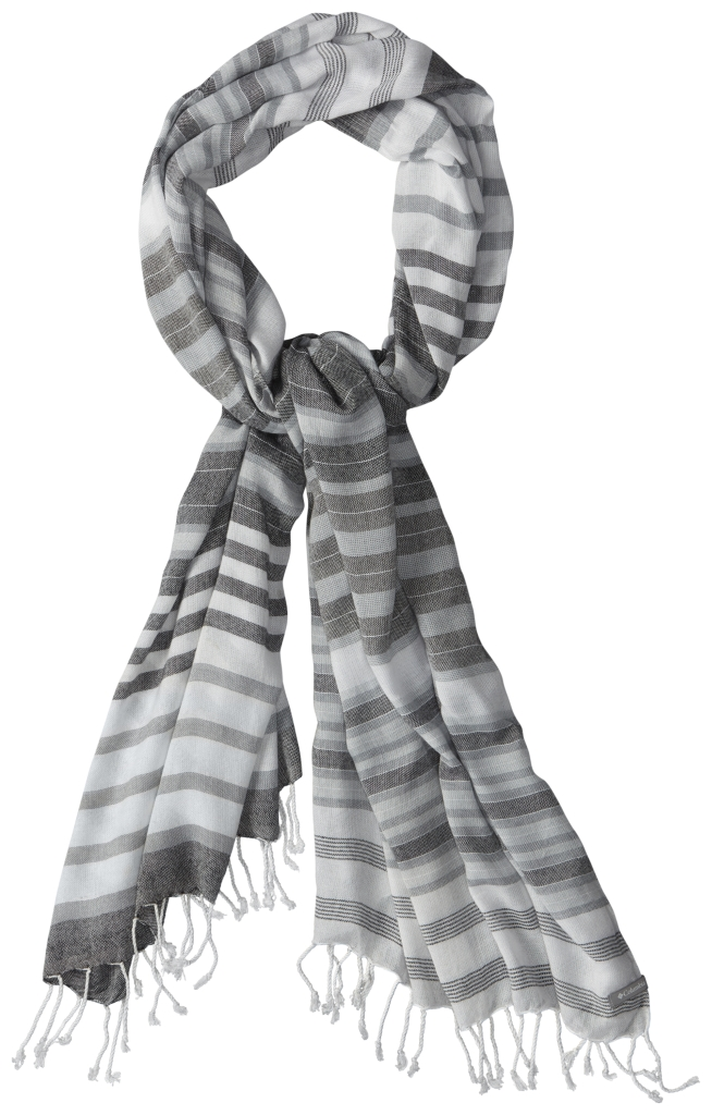 Columbia Wayfarer Scarf Black, Multi-30