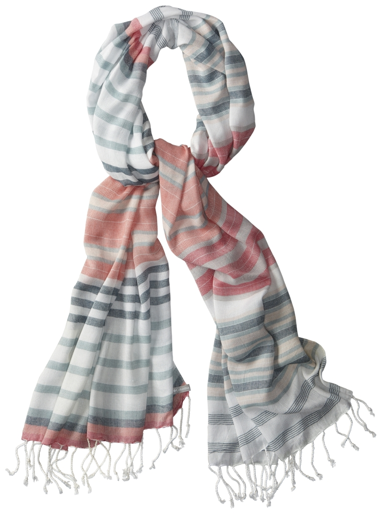 Columbia Wayfarer Scarf Coral Bloom, Multi-30