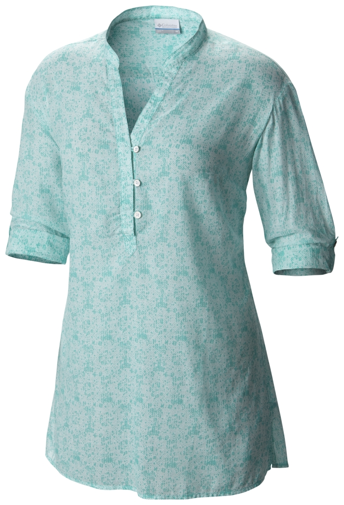 Columbia Early Tide Tunic Miami Floral Print-30