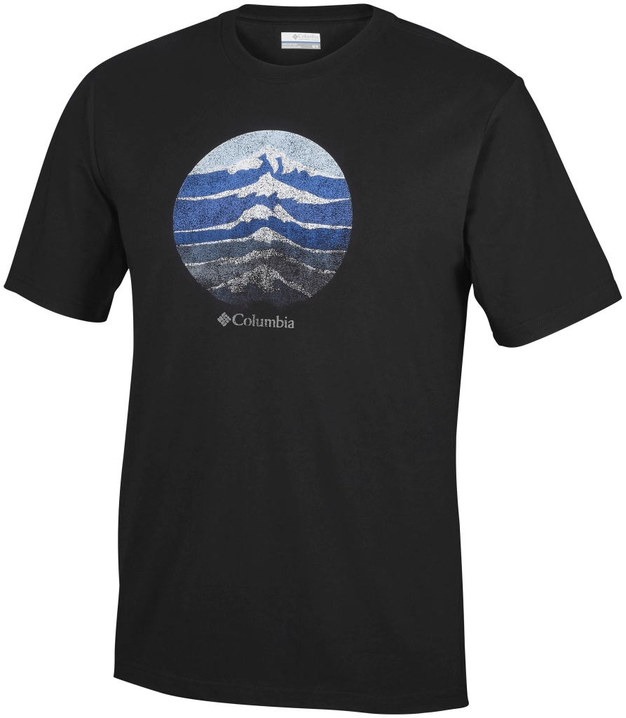 Columbia Csc Mountain Shield Tee Black-30