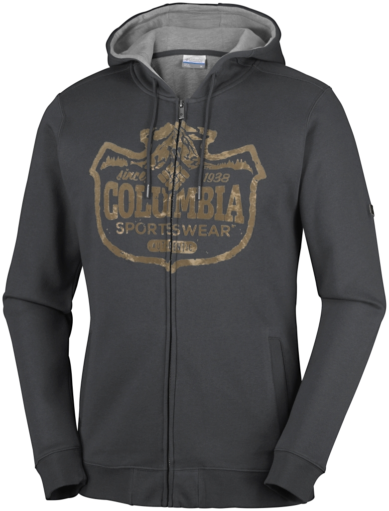 Columbia Csc Mountain Shield Full Zip Hoodie Shark-30