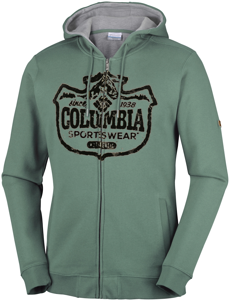 Columbia Csc Mountain Shield Full Zip Hoodie Commando-30