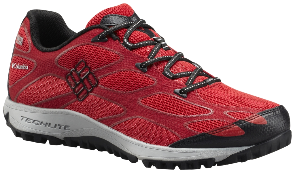 Columbia Conspiracy IV Outdry Bright Red, Black-30