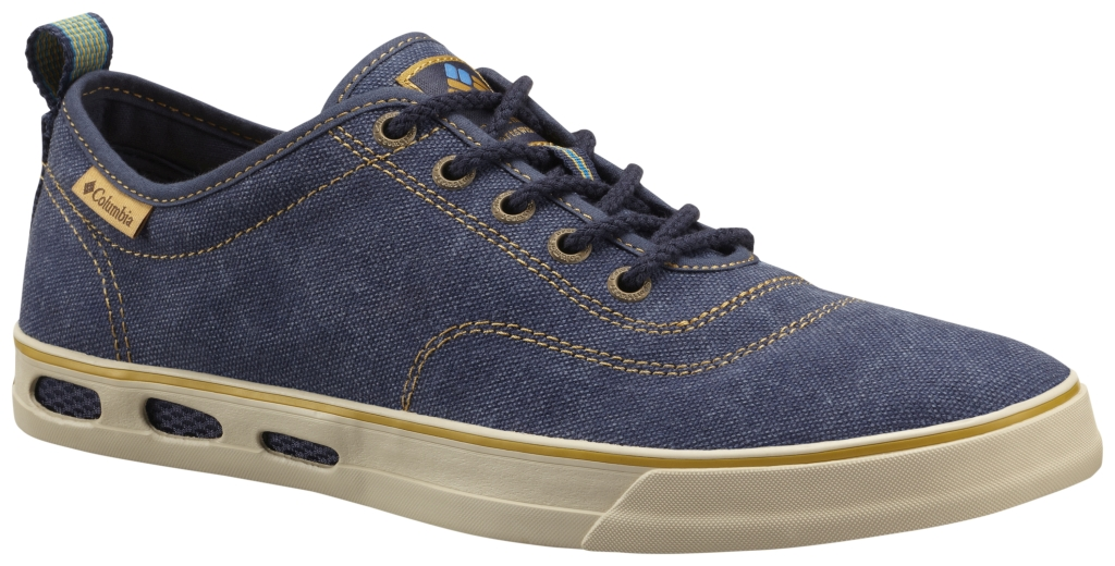 Columbia Vulc N Vent Lace Nocturnal, Dark Banana-30