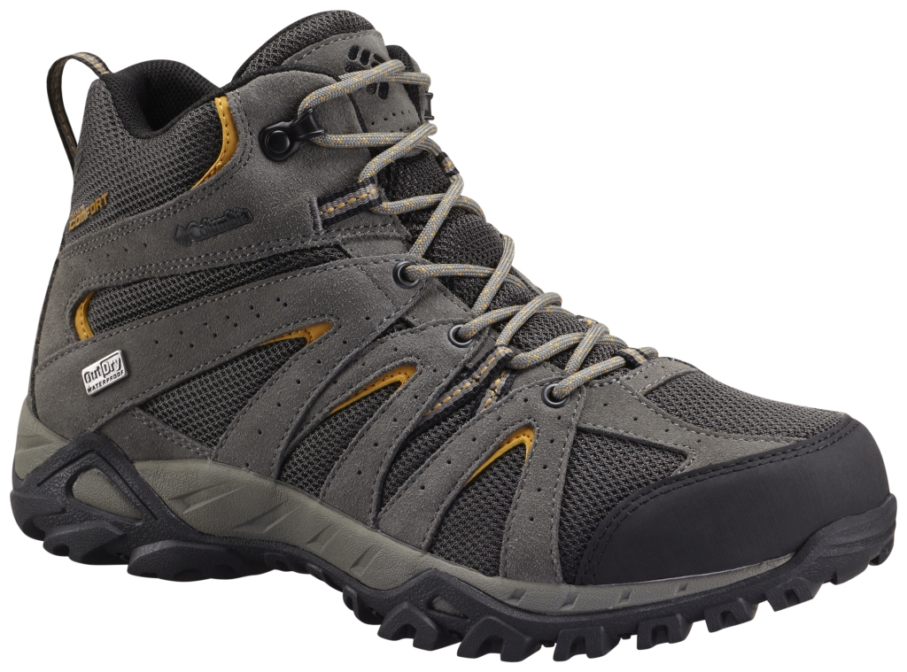 Columbia Grand Canyon Mid Outdry Shark, Dark Banana-30