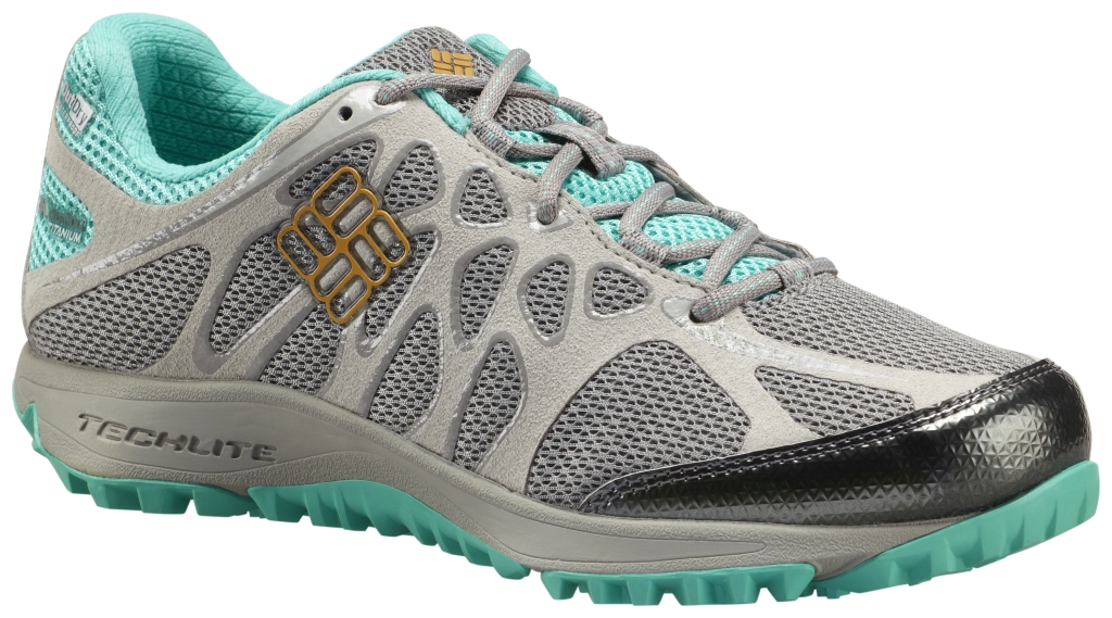 Columbia Conspiracy Titanium Outdry Light Grey, Squash-30