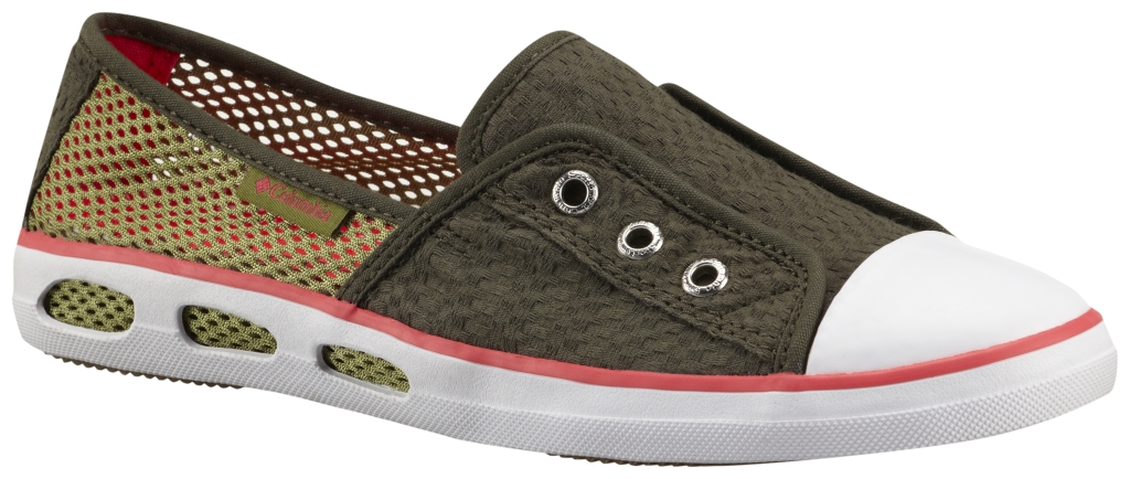 Columbia Vulc N Vent Bombie Alpine Tundra, Laser Red-30