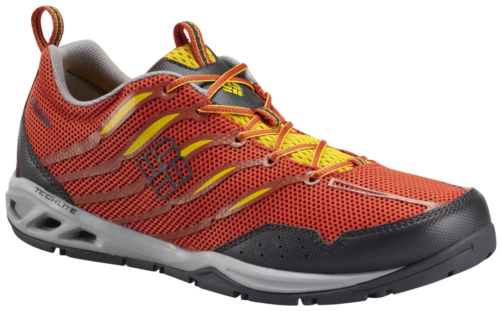Columbia Drainmaker Fly Bonfire, Electron Yellow-30